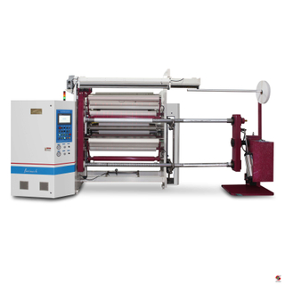 SLD-H High Speed Label-stock Paper Slitting Rewinding Machine
