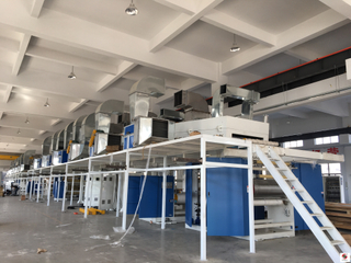 FTPT High Precision Protective Film Coating Machine
