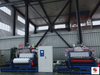 RPS-1200B Melt Blown Nonwoven Fabric Production Machine